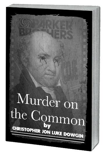 Murder on the Common book cover