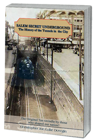 Salem Secret Underground Cover